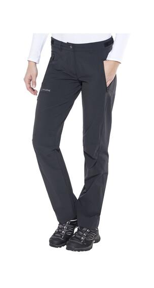 VAUDE Farley II lange broek stretch zwart